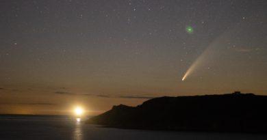 Nos images de la comète C/2020 F3 Neowise