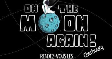 Opération «On The Moon Again» 2021